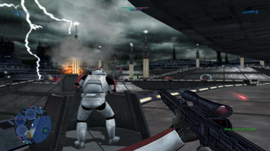 Star Wars Battlefront clássico chega ao Steam e GOG