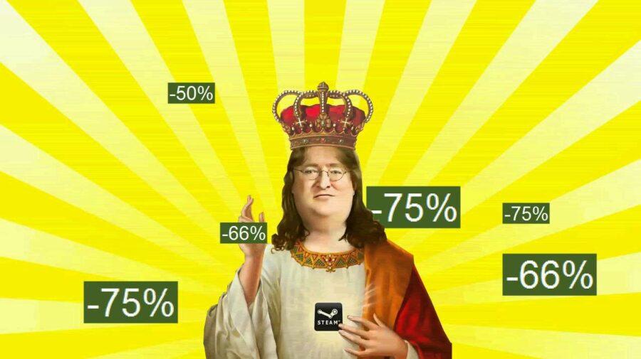 Prepare a carteira, Promoção de Verão do Steam começa em 25 de junho