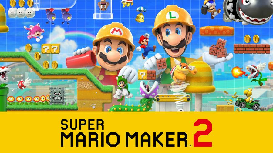 Super Mario Maker 2 terá modo história, coop e muito mais