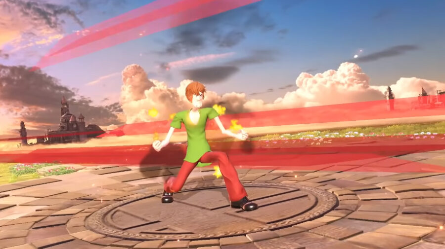 Mod adiciona Salsicha em Super Smash Bros. Ultimate