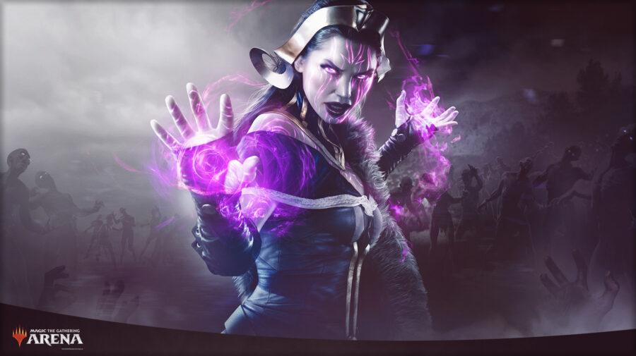 Nova coleção de Magic: The Gathering, Guerra da Centelha encerra história atual do trading card game