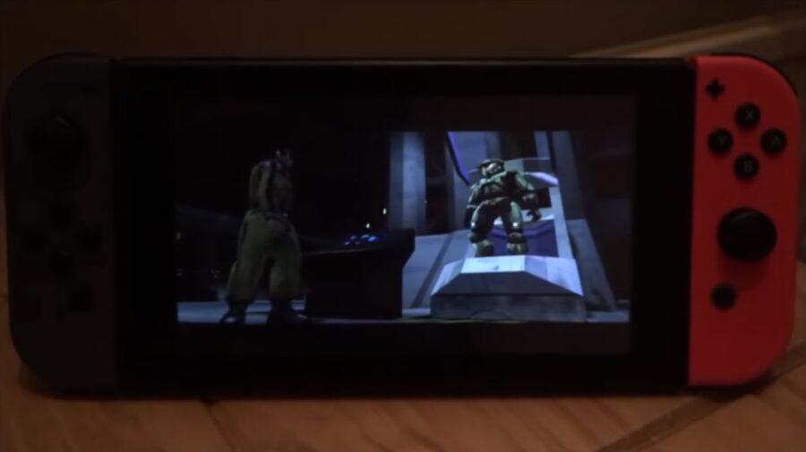 Hacker instala emulador do Xbox original no Nintendo Switch