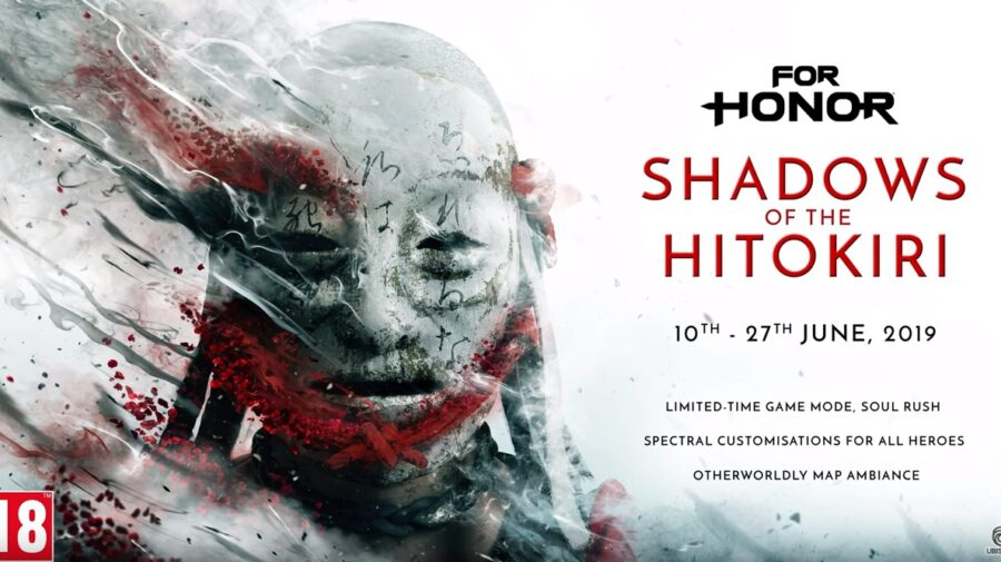E3 - For Honor recebe novo evento por tempo limitado