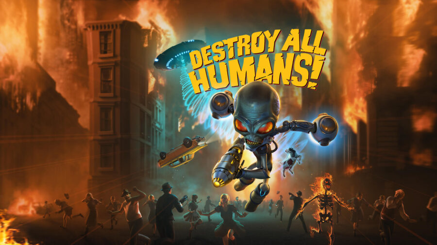 E3 - Remake de Destroy All Humans! é anunciado para 2020