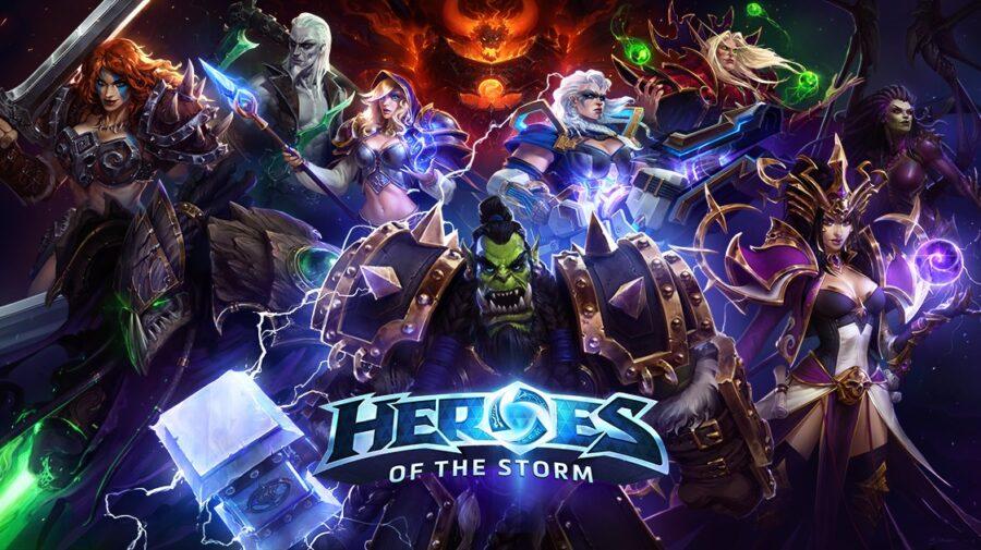 """""""Heroes of the Storm foi lançado tarde demais"""", diz ex-presidente da Blizzard"""