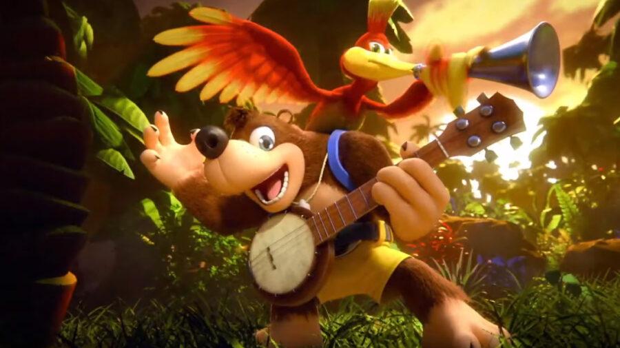 E3 - Banjo e Kazooie são anunciados para Super Smash Bros. Ultimate