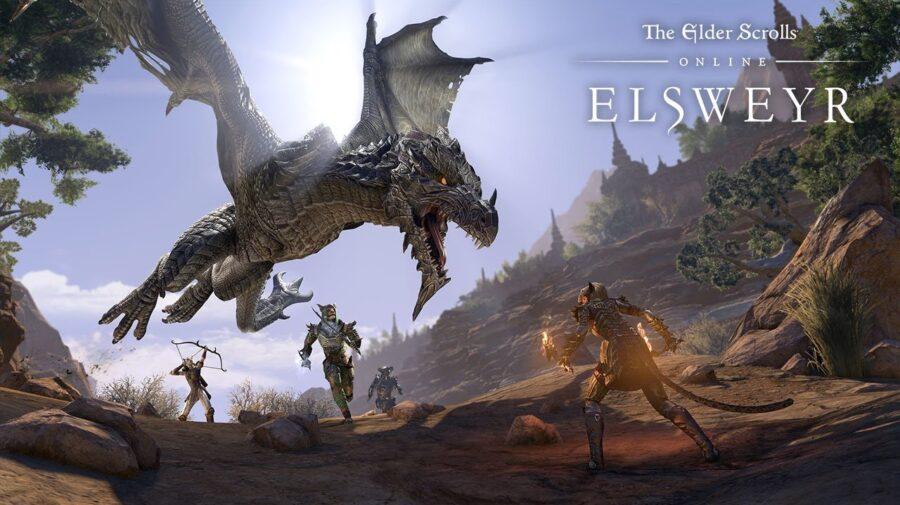 E3 - The Elder Scrolls Online divulga trailer da expansão Elsweyr
