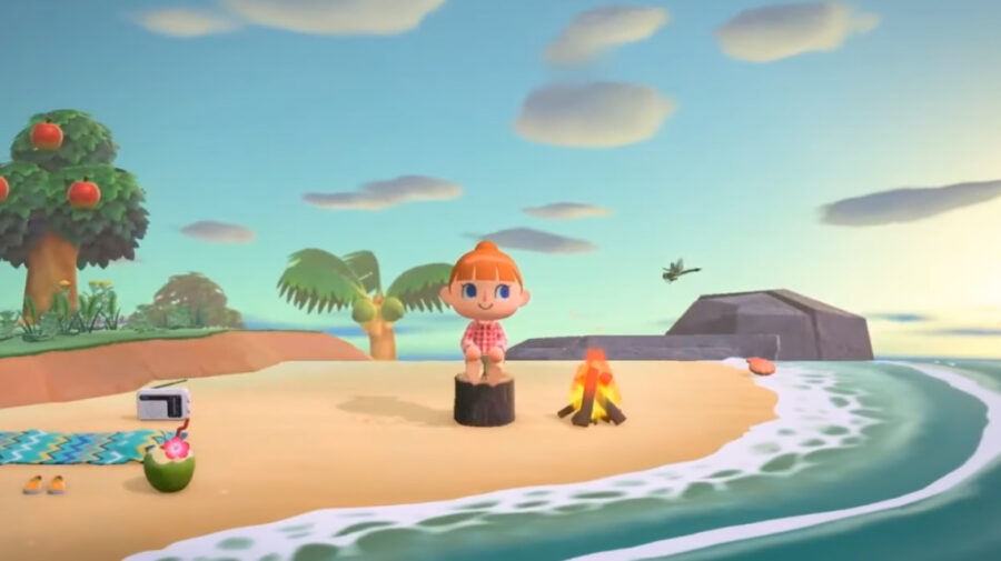 E3 - Animal Crossing New Horizons ganha trailer de data de lançamento