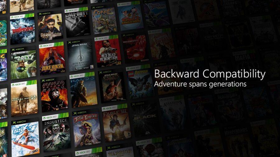 Xbox One não terá mais jogos retrocompatíveis
