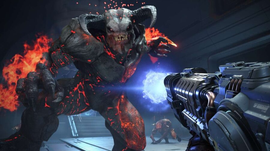 Doom Eternal terá duas expansões single-player