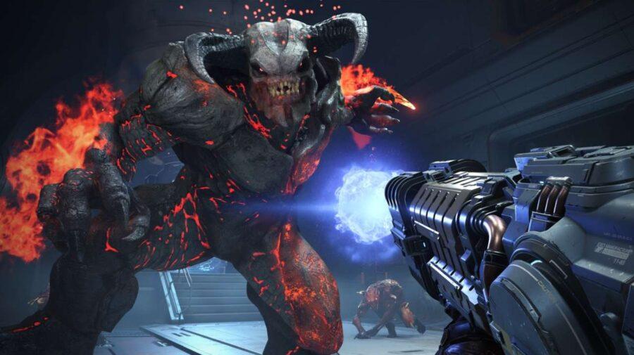 Doom Eternal é adiado para 20 de março de 2020