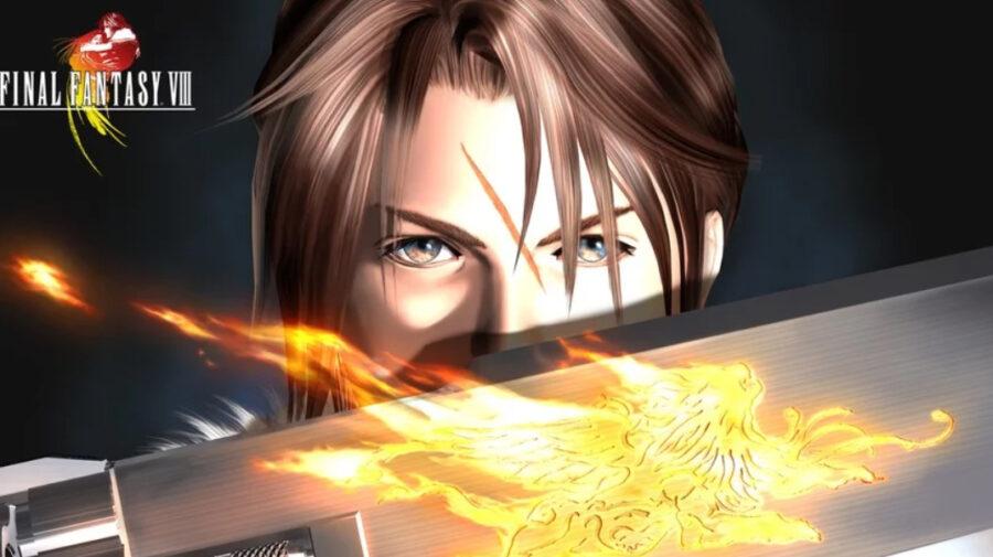 E3 - Versão remasterizada de Final Fantasy VIII é anunciada