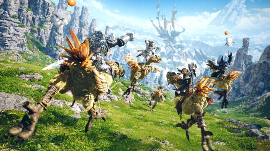 Série live-action de Final Fantasy XIV é anunciada
