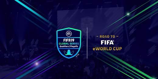 EA Sports FIFA 19 Global Series quebra recorde de audiência