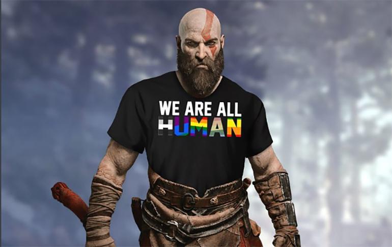 Criador de God of War diz que Kratos é bissexual e gera polêmica na internet