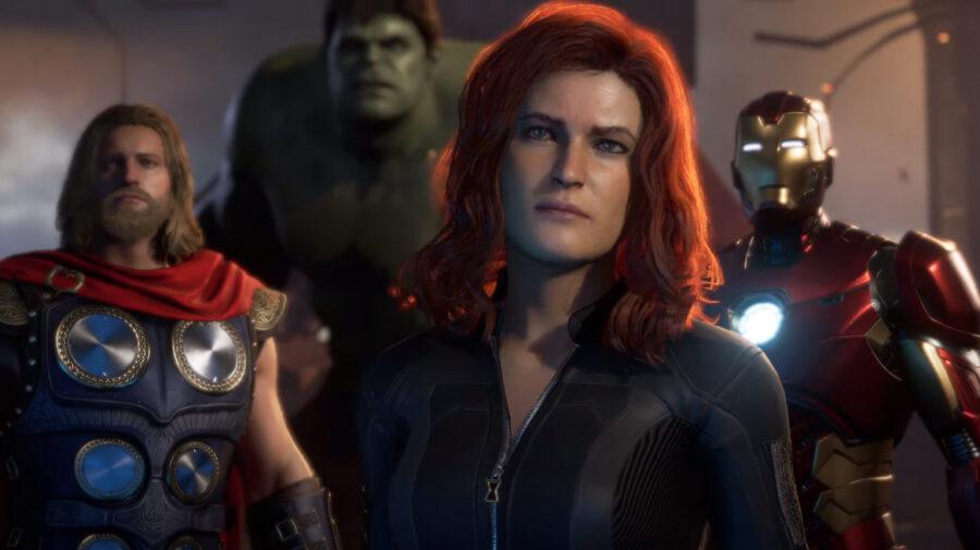 E3 - Confira o 1º trailer do jogo dos Vingadores!