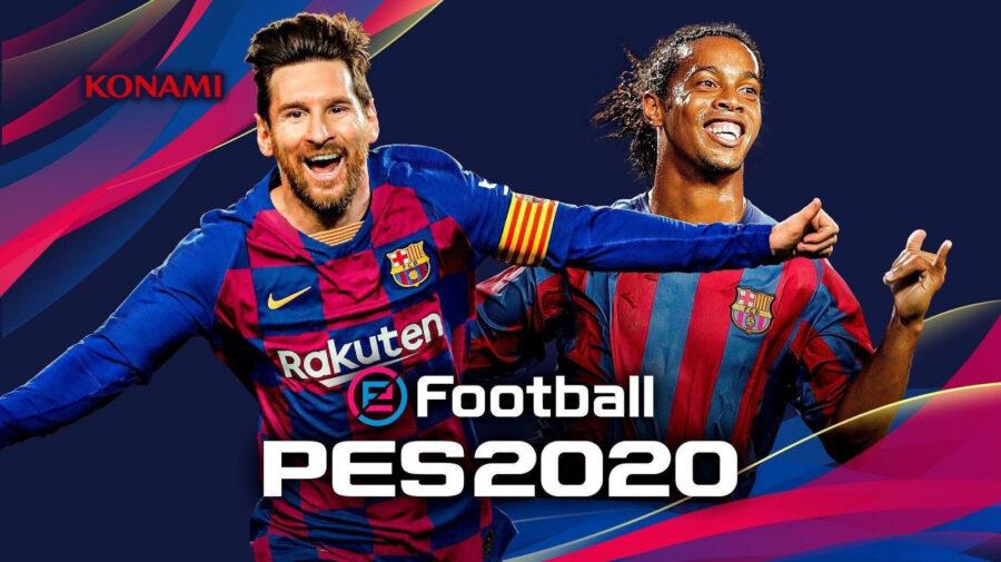 Konami explica nova nomenclatura de eFootball PES 2020
