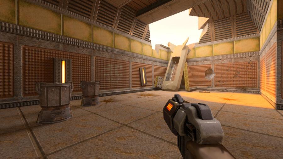 Quake II RTX está disponível e ganha trailer; visual impressiona