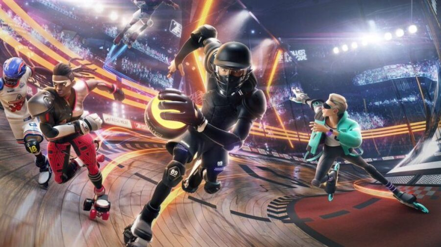 E3 - Ubisoft anuncia Roller Champions, jogo de competição com patins