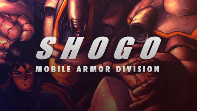 Cool Vibrations: tiroteio das antigas em Shogo Mobile Armor Suit (PC)
