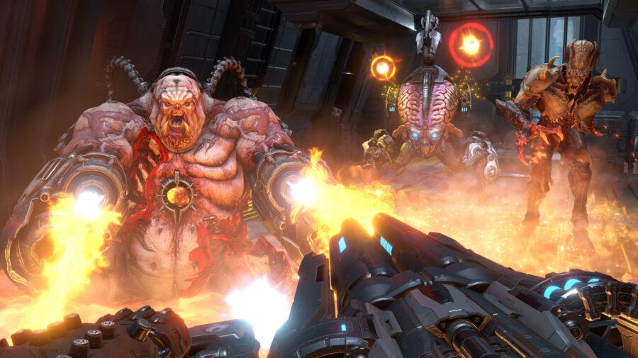 Doom Eternal quebra recorde de vendas da franquia