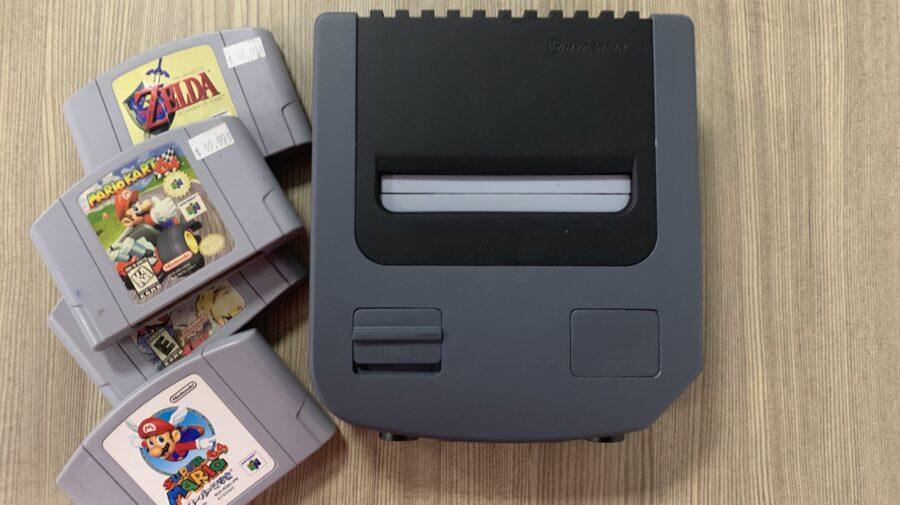 Hyperkin anuncia clone de N64 HD