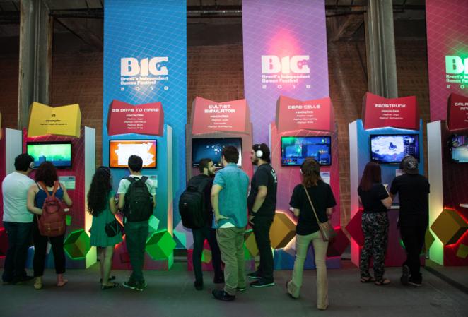 Conheça os destaques da programação do BIG Festival 2019