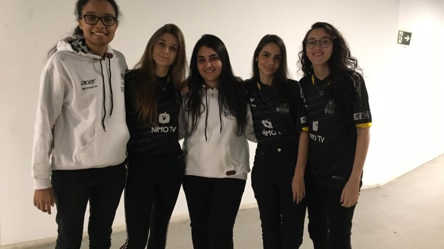 Rainbow Six: Black Dragons bate INTZ e garante vaga na final do Circuito Feminino na Game XP