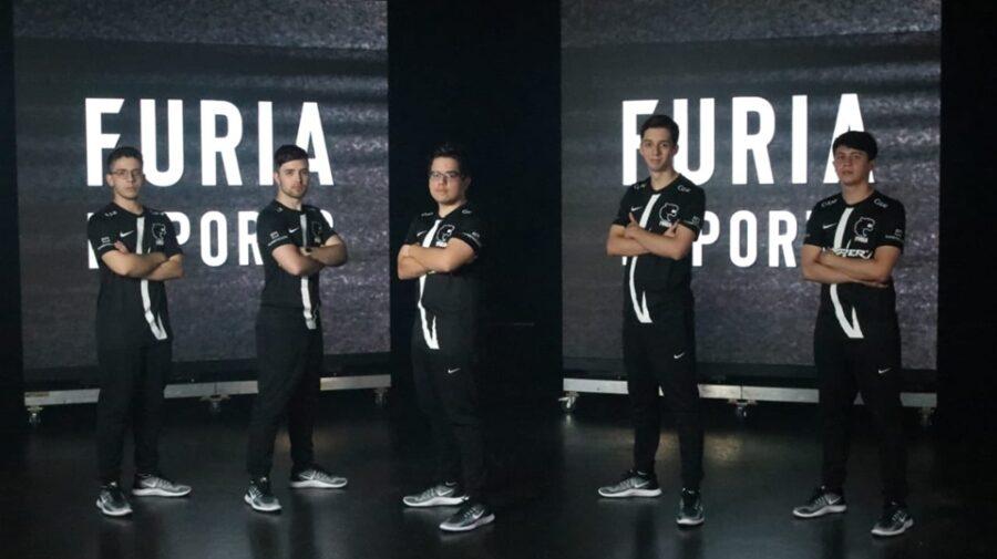 CS:GO: FURIA é convidada para Games Clash Masters na Polônia