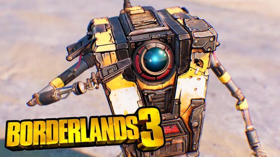 Claptrap apresenta planeta Pandora em novo trailer de Borderlands 3