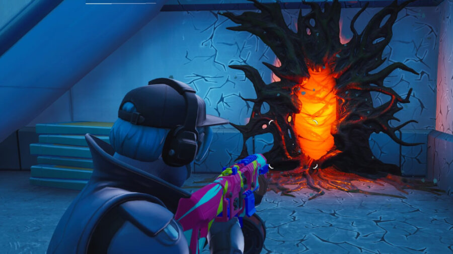 Novo crossover? Portais de Stranger Things aparecem em Fortnite