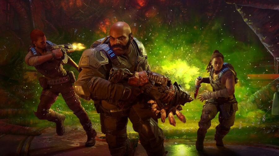 Gears 5, MGS V e Resident Evil 4 chegam em breve ao Xbox Game Pass