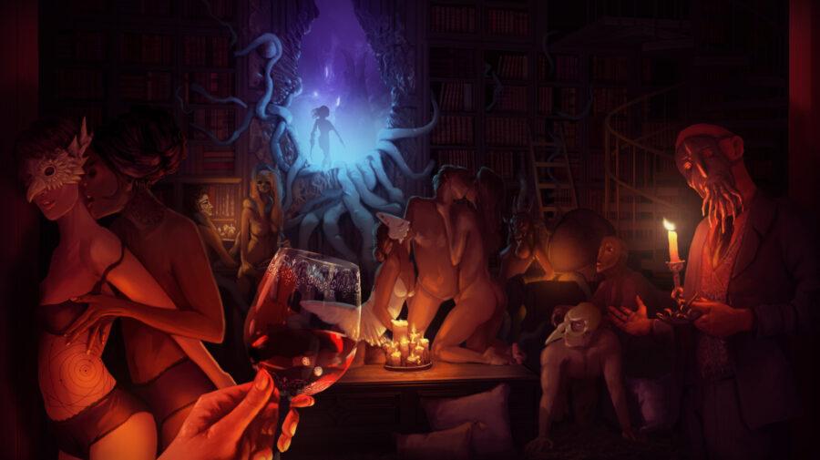 Jogo de terror erótico Lust for Darkness é lançado para Switch