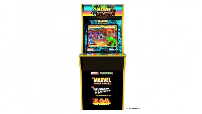 Clássico arcade Marvel Super Heroes será relançado em edição limitada