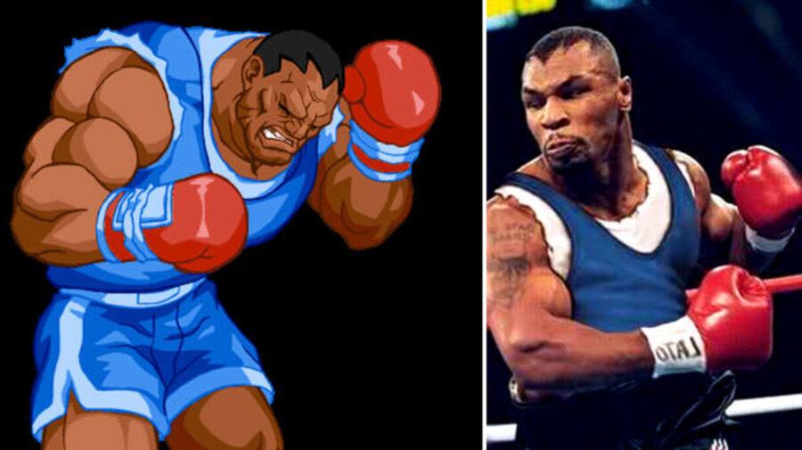 Após quase 30 anos, Mike Tyson descobre que serviu de inspiração para Balrog de Street Fighter