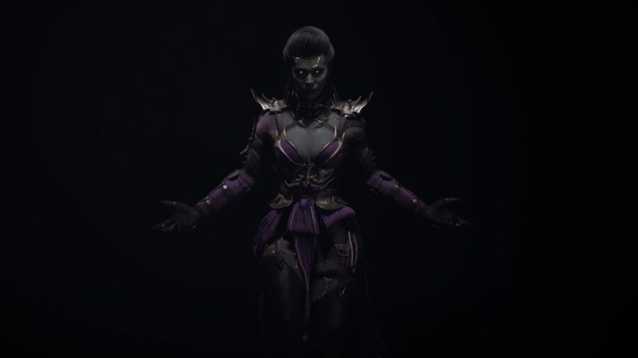 Mortal Kombat 11 revela novo visual de Sindel