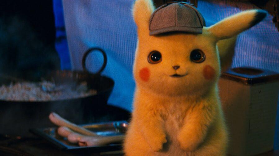 Pokémon: Detetive Pikachu é a maior bilheteria mundial entre adaptações de games