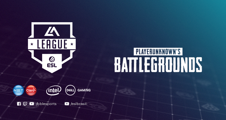 PUBG: ex-BRC vence ESL LA League e garante vaga para torneio internacional na Suécia