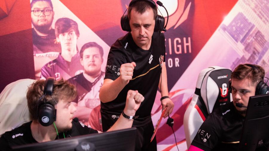 Six Major Raleigh: FaZe busca a vitória, mas não consegue superar Team Empire nas quartas de final