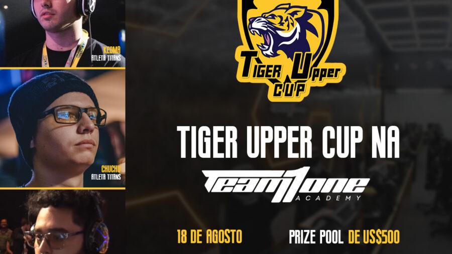 Tigger Upper Cup: oNe Academy recebe torneio de Street Fighter com premiação de R$2 mil