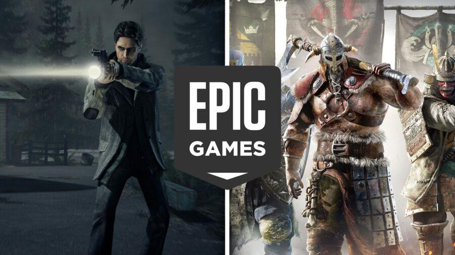 Aproveite! Gnog, Alan Wake e For Honor estão de graça na Epic Games Store