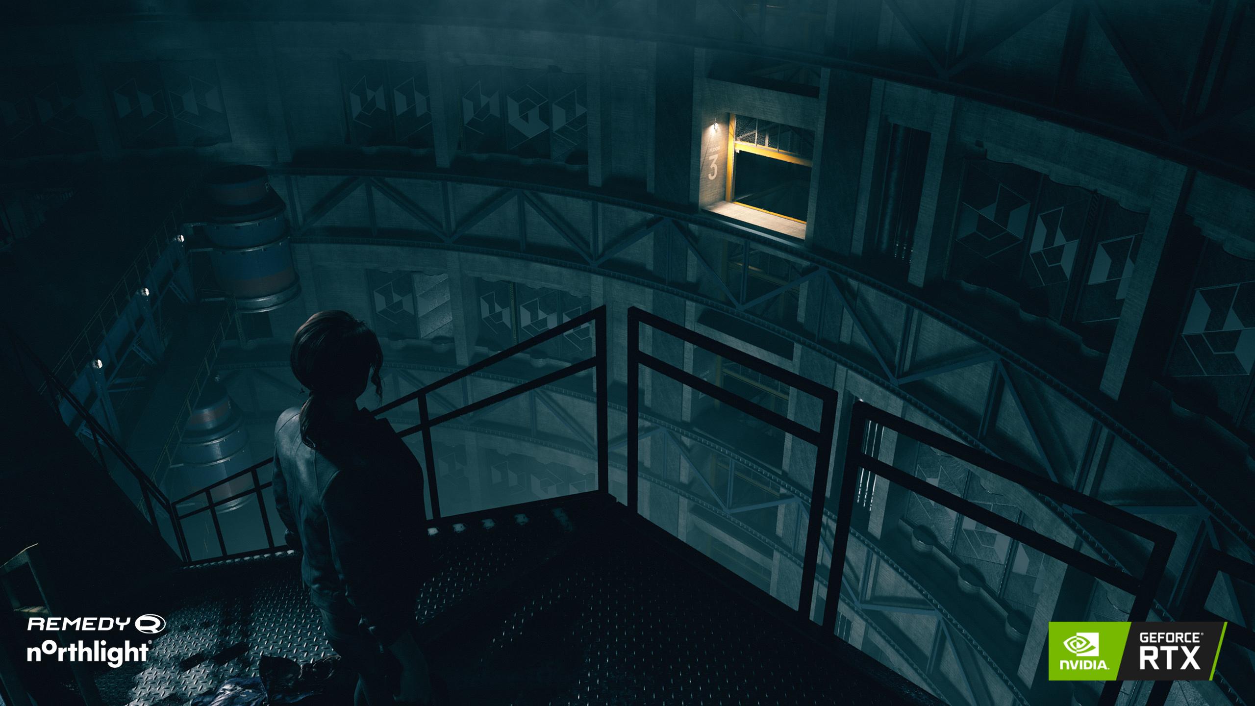 Control, novo jogo da Remedy. Imagem: Divulgação