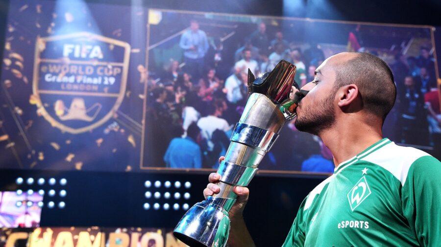 Mundial de FIFA 19: MoAuba bate atual campeão e conquista o título em Londres