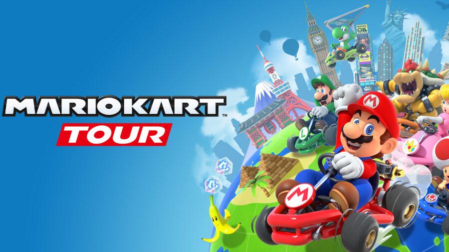 Mario Kart Tour chega para mobiles em setembro