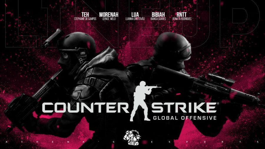 CS:GO: Athenas anuncia entrada no cenário competitivo