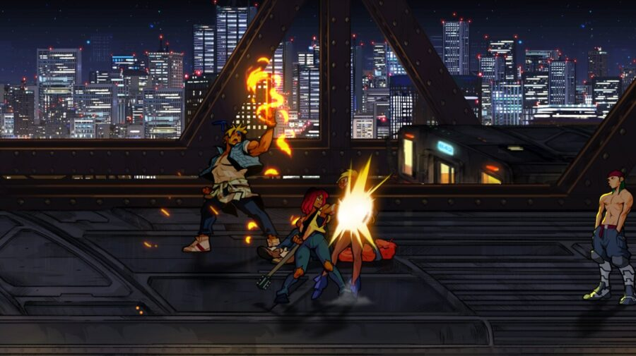 Streets of Rage 4 revela nova personagem e trailer de gameplay