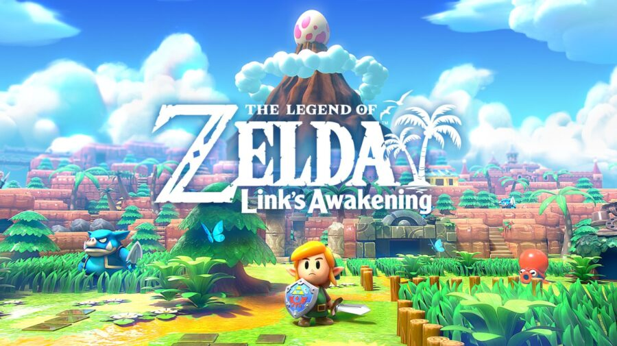 The Legend of Zelda: Link's Awakening recebe novo trailer