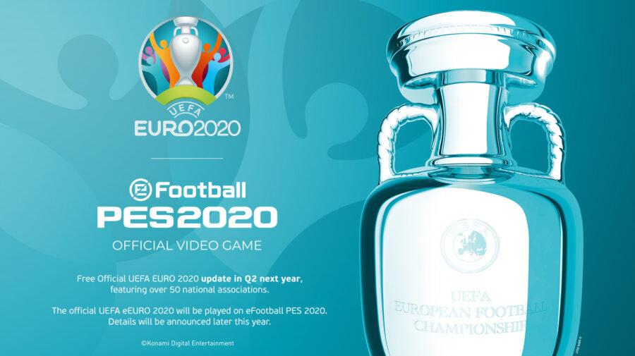 eFootball PES 2020 anuncia a Serie A TIM italiana