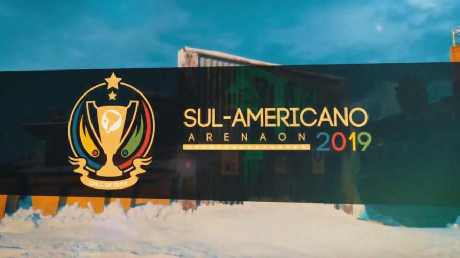 Call of Duty: ArenaOn anuncia campeonato sul-americano em São Paulo