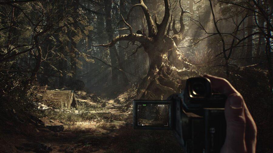 Jogo de Bruxa de Blair ganha novo trailer com destaque para floresta assustadora